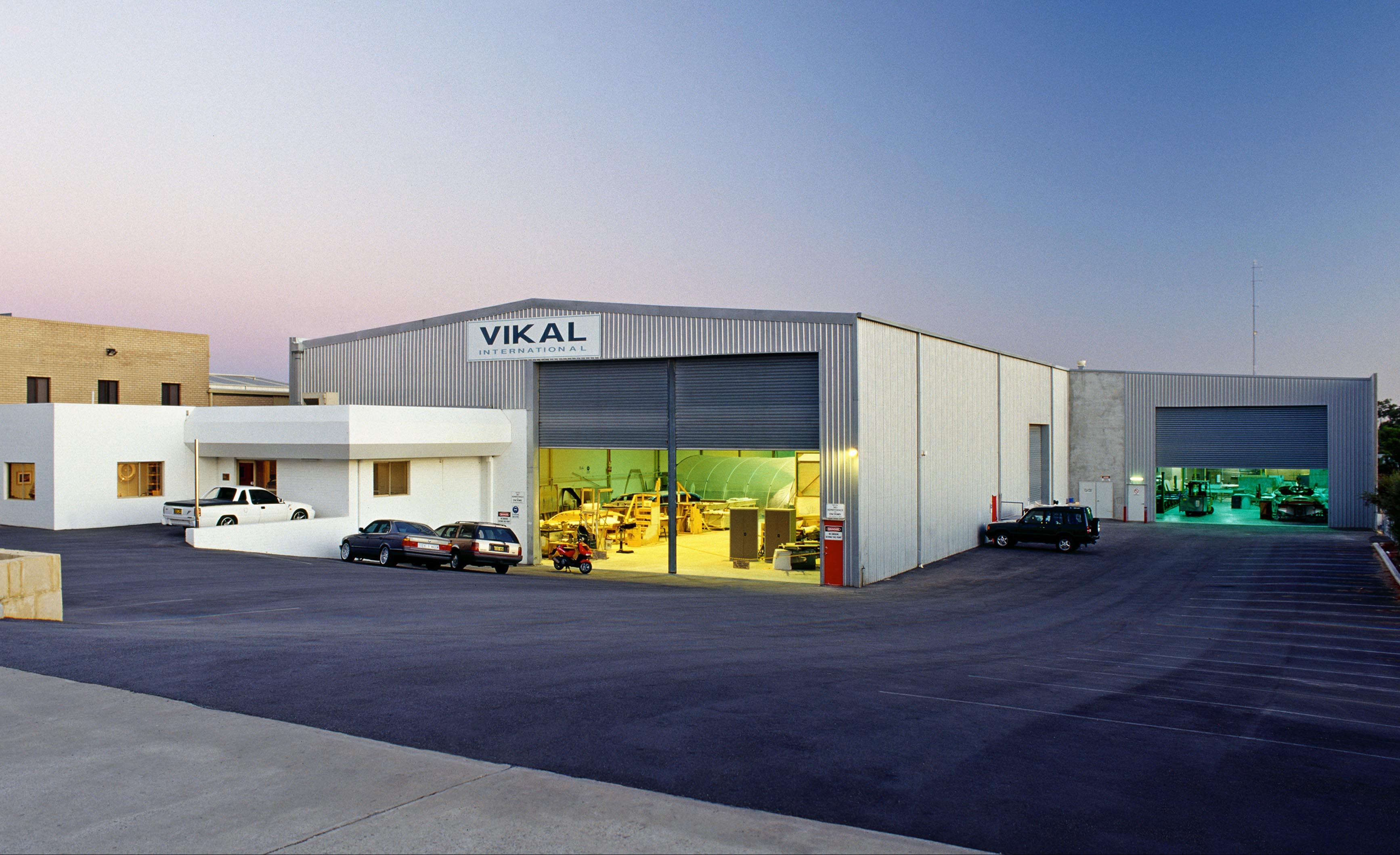 Vikal Modular Factory
